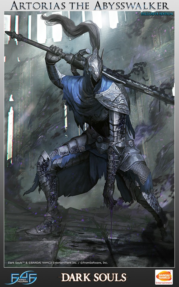 First 4 Figures Artorias the Abysswalker Statue