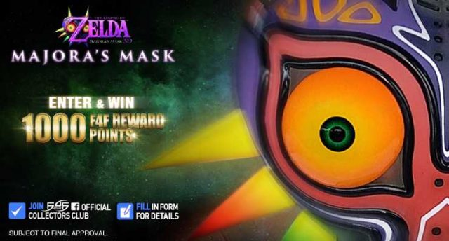 First 4 Figures Majora's Mask Exclusive Pre-Order Announced