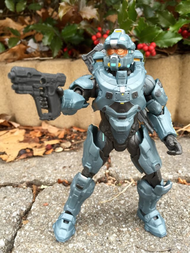 Mattel Halo 5 Fred Figure Review