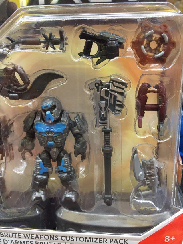 Halo Wars 2 Mega Construx Banished Brutes Pack Weapons