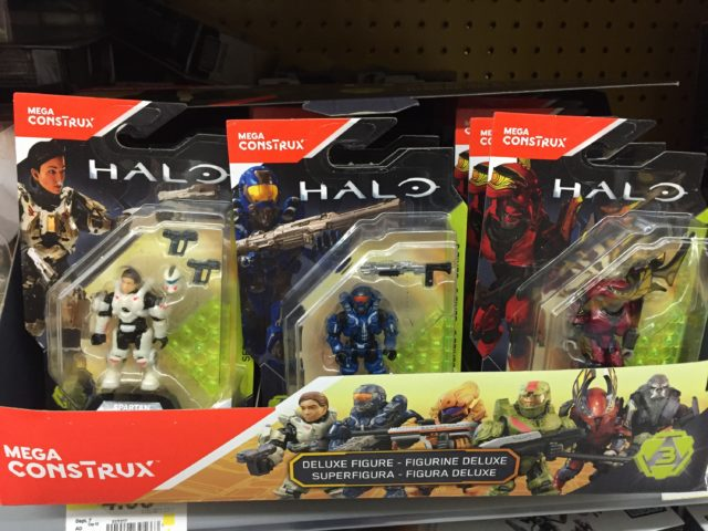 Mega Construx Halo Heroes Series 2 Case Released