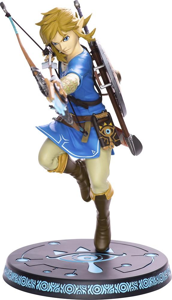 The Legend of Zelda Breath of the Wild Link Figure F4F First4Figures