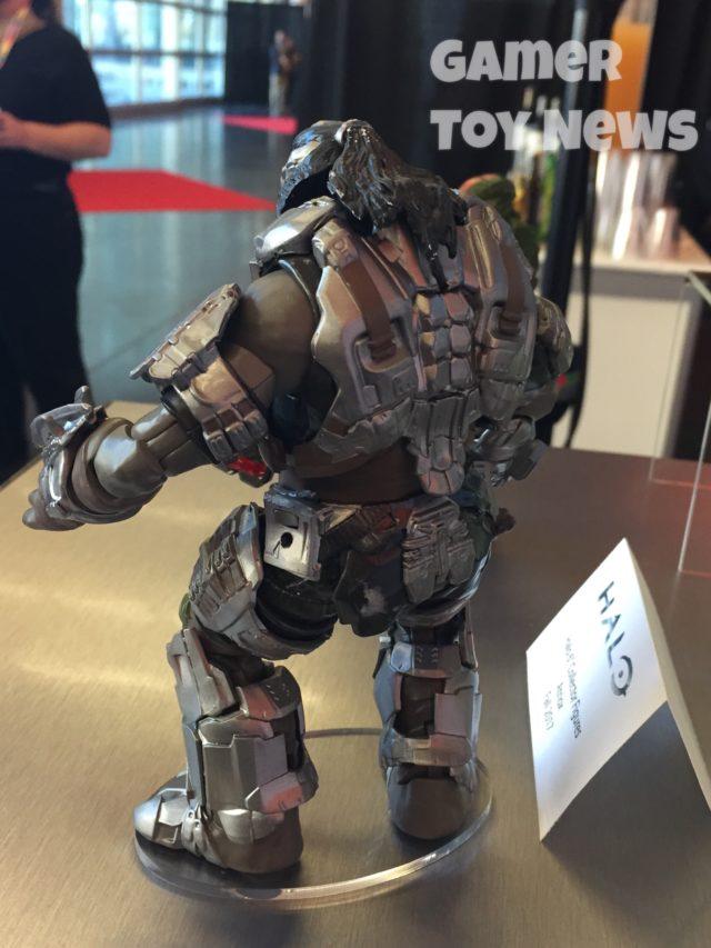 Toy Fair 2017 Mattel Halo Atriox Six Inch Figure