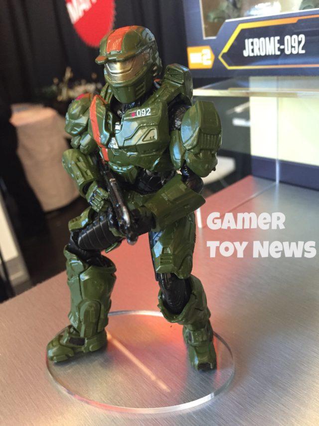 """Halo Wars 2 Mattel Red Leader Spartan 6"""" Figure"""