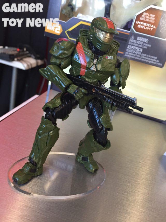 """Mattel Halo Wars 2 Spartan Jerome 6"""" Figure"""