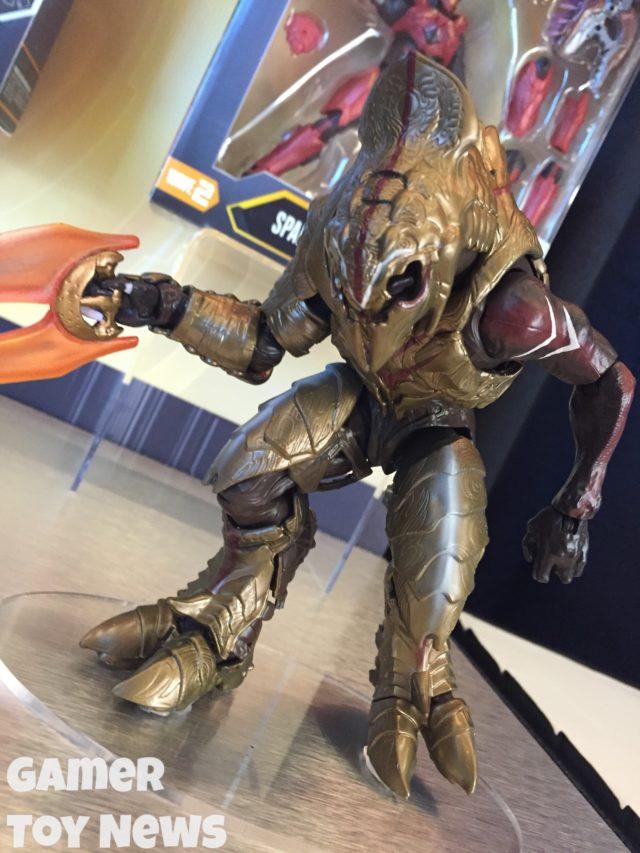 2017 Toy Fair Halo 5 Mattel Arbiter Figure