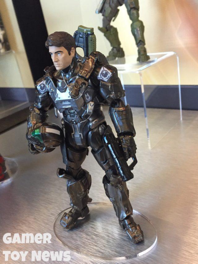 "Halo Collector's Series Buck Spartan 6"" Figure"