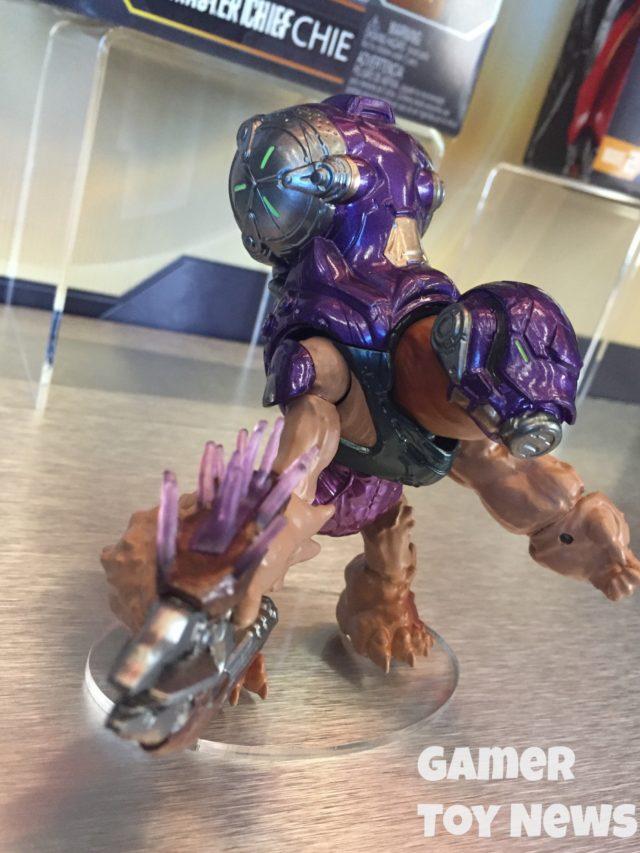 "2017 Toy Fair Imperial Grunt Halo 6"" Figure Mattel"