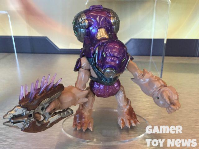 "Mattel New York Toy Fair 2017 Halo Imperial Grunt 6"" Figure"