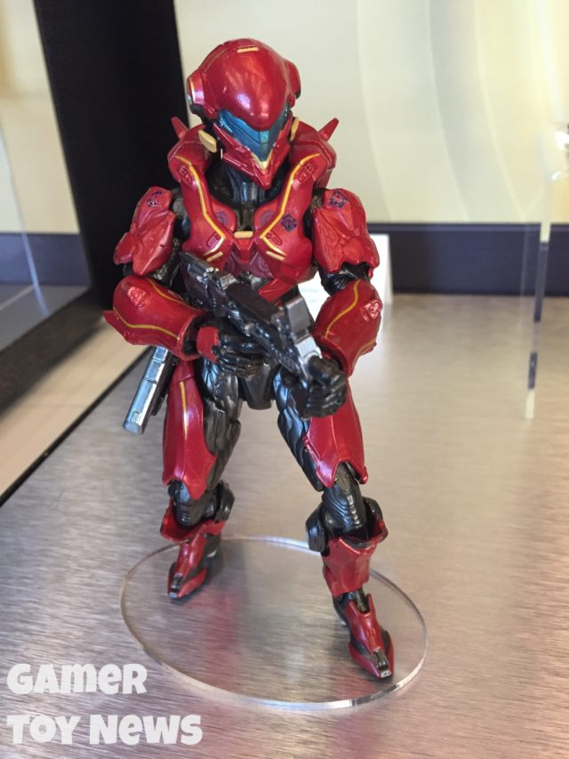 "Spartan Vale Mattel Halo 6"" Figure"