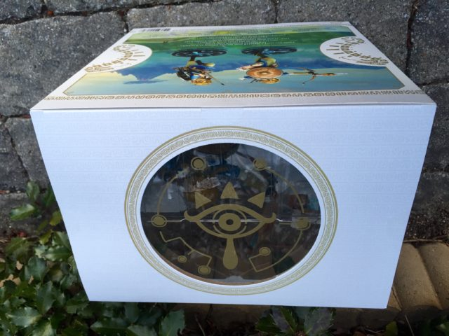 Sheikah Eye Box Top for Breath of the Wild Zelda Link Statue