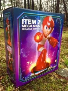 Item 2 Mega Man Box Exclusive Statue F4F