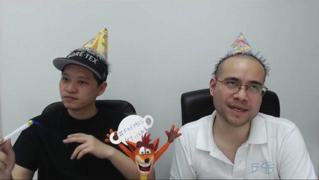 F4F 25K Party Screenshot