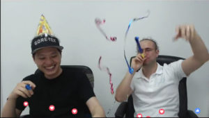 F4F Q&A 27 Party Hats July 7 2017