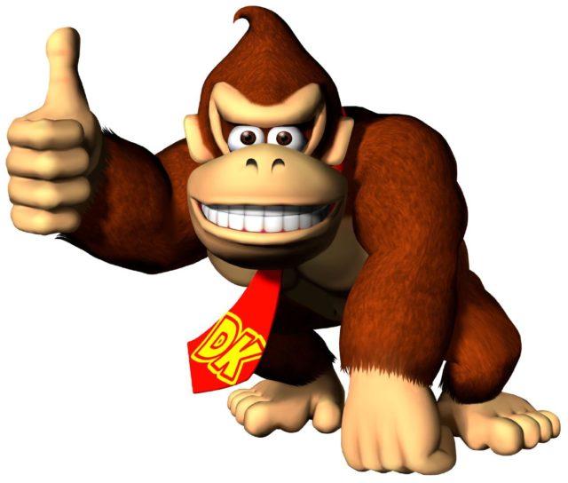 Donkey Kong TT F4F