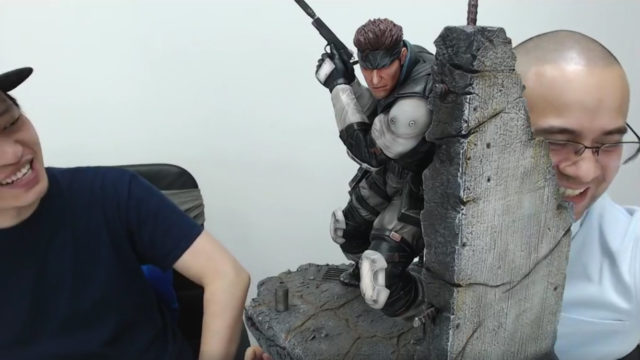 F4F Q&A 35 Solid Snake Reveal