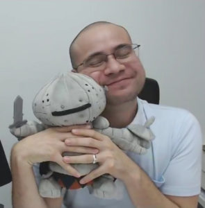 F4F Q&A 39 Recap Onion Bro Plush