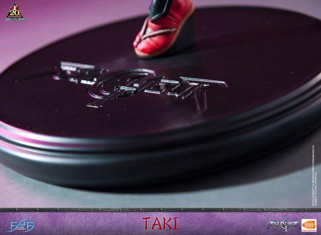 F4F Taki Regular Edition Statue Plain Black Base