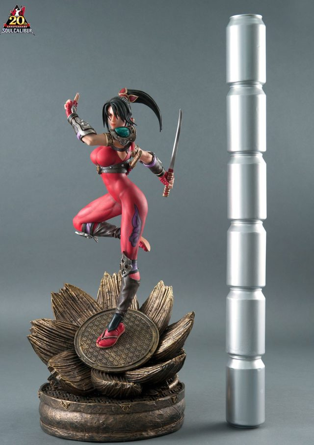 Height of First4Figures Taki Statue