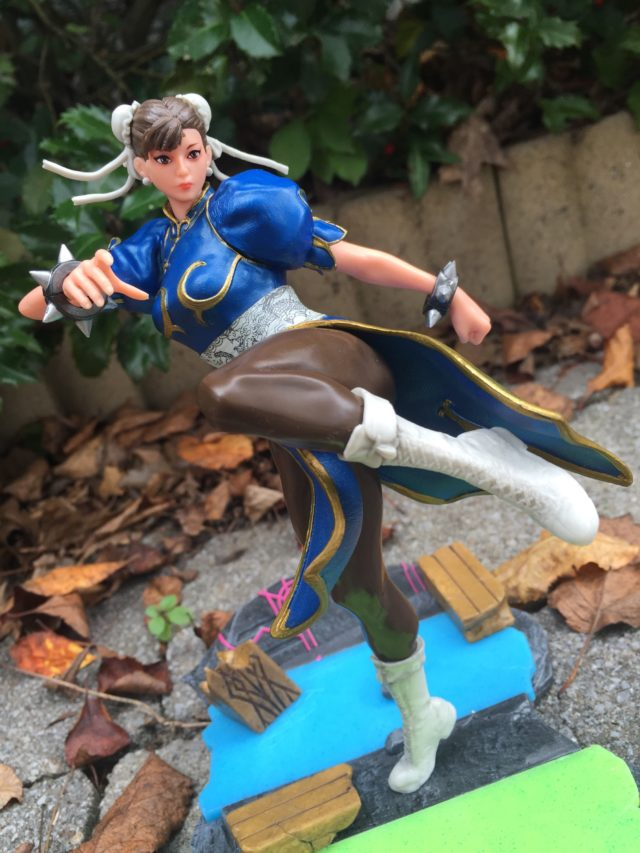 Marvel v Capcom Infinite Chun Li Figure Review