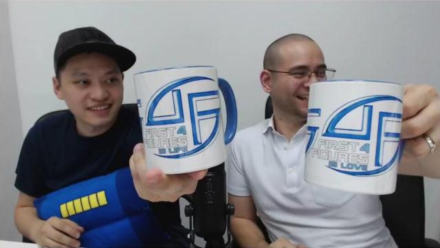 F4F QA 40 Mugs