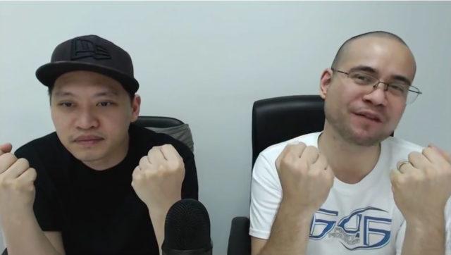 F4F Q&A 42 Alex and Chockles Screenshot