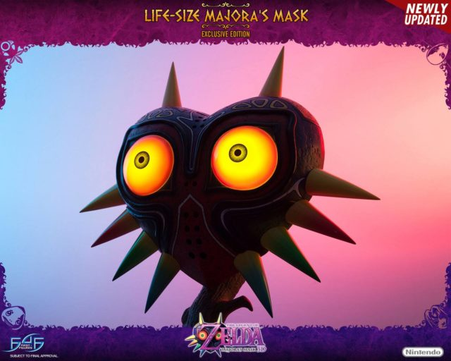 Majora's Mask First 4 Figures Statue Exclusive Light-Up Eyes