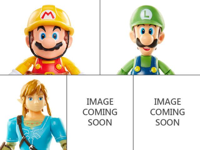 World of Nintendo Series 2-6 Figures