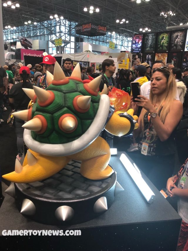 NYCC 2017 First4Figures Bowser Statue
