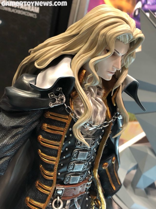 Profile of Alucard First4Figures Statue NYCC 2017