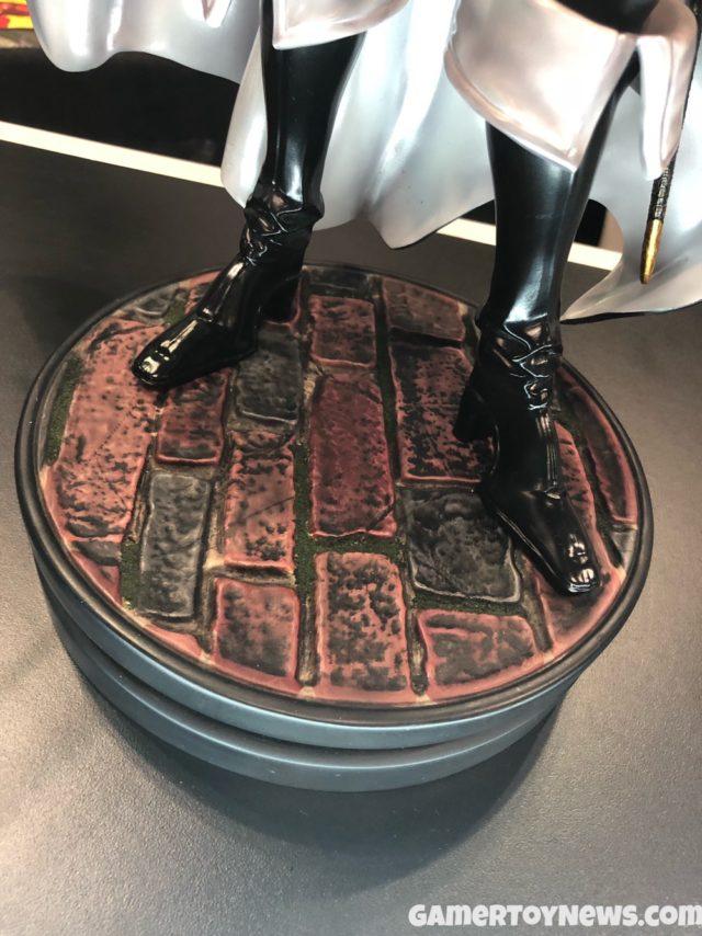 2017 NYCC Castlevania Alucard Statue Base F4F