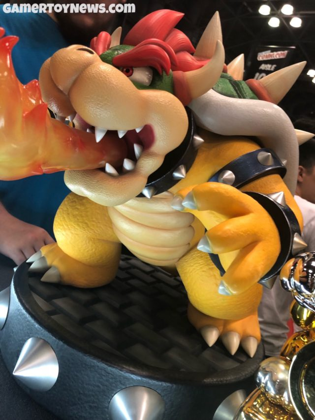 First4Figures Bowser Statue from NYCC 2017