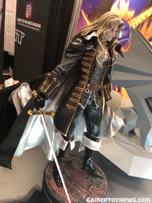 First 4 Figures Castlevania Alucard Figure at New York Comic Con 2017