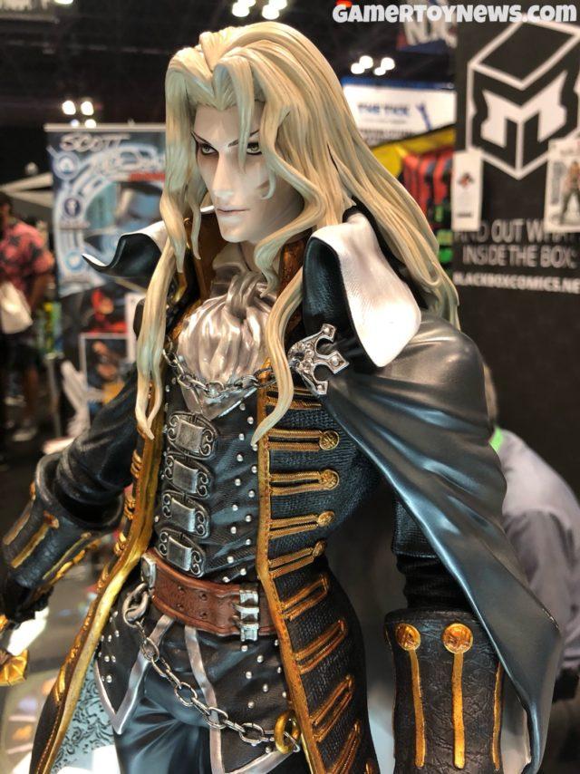 F4F Alucard Castlevania Statue at New York Comic-Con 2017