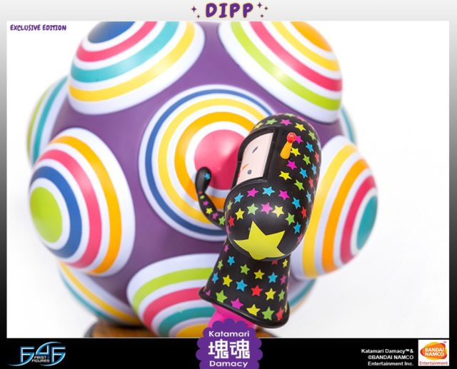 Dipp First 4 Figures Statue