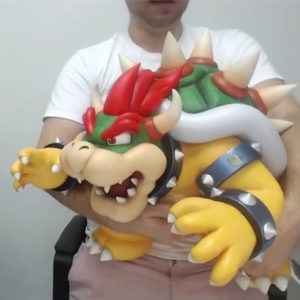 F4F Bowser Statue Pre Orders Opened