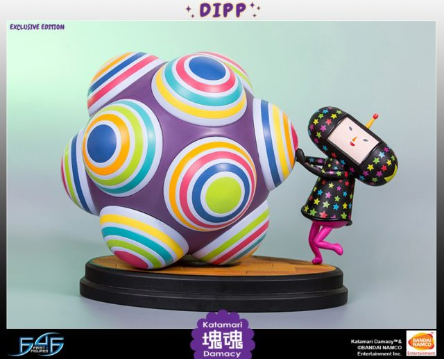 F4F Katamari Damacy Dipp Exclusive Statue