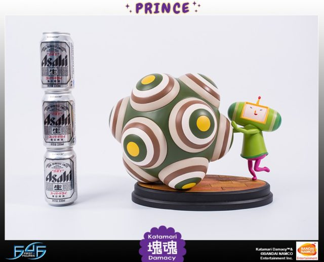 Katamari Damacy Prince Statue First4Figures