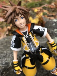 TRU Exclusive DST Sora Yellow Master Form Action Figure Review