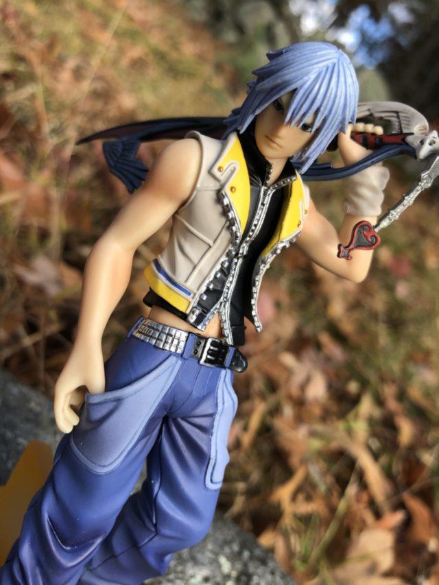 Kingdom Hearts Static Arts Riku Figure Review