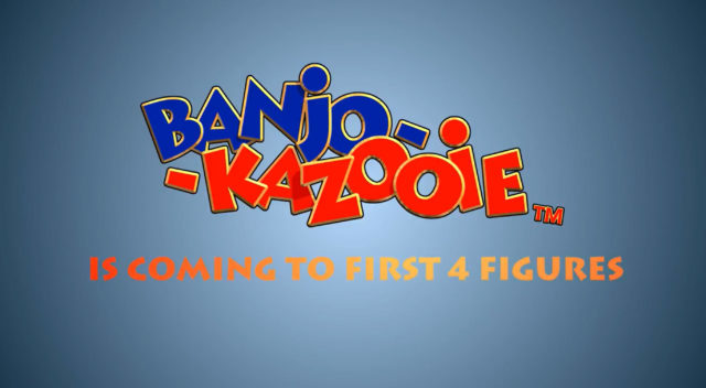 Banjo Kazooie F4F License Announcement 35K