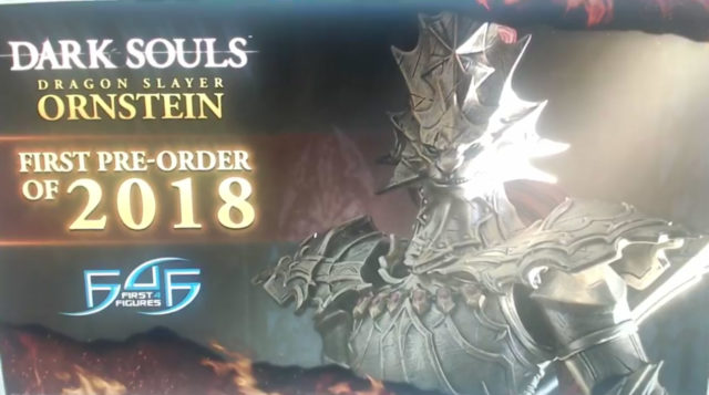 F4F Ornstein Pre-Order First PO of 2018