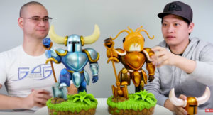 Shovel Knight Combo Pack First 4 Figures