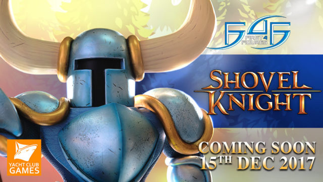 Shovel Knight Pre-Order First 4 Figures