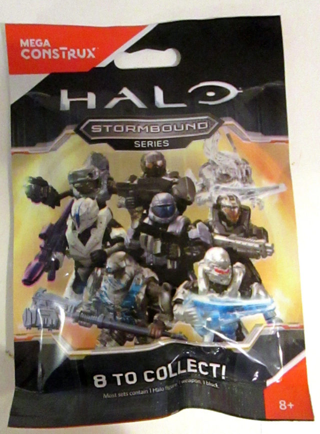 Stormbound Halo Mega Bloks Series Codes List