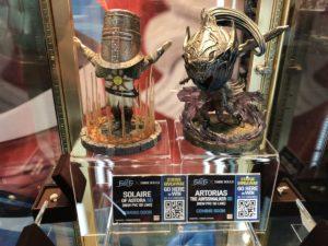 F4F Dark Souls SD PVC Figures Solaire Artorias