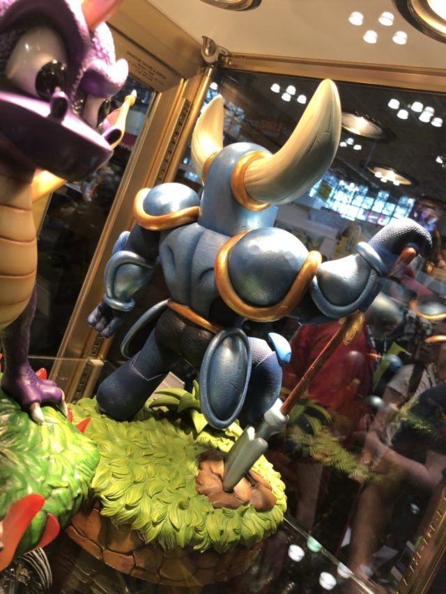 First4Figures Shovel Knight Statue Back