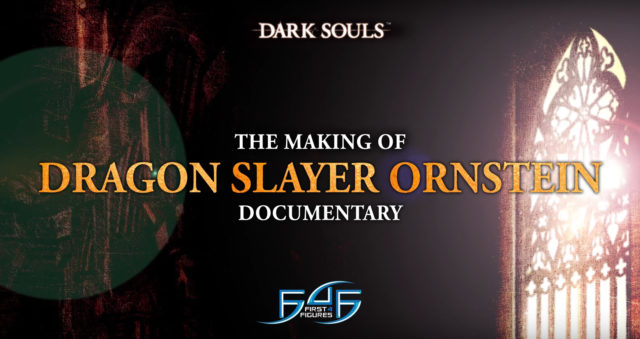 Dragon Slayer Ornstein F4F Documentary Title Screen