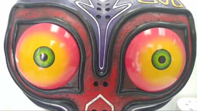 F4F Majora's Mask Factory Sample