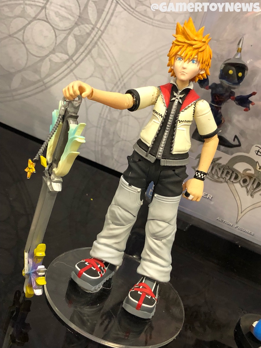 Kingdom Hearts Series 1 SORA Action Figure by Diamond Select Toys DST NEW DISNEY